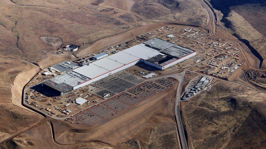 Tesla Gigafactories