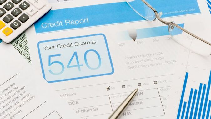 Pull Your Credit Report Before You Start Your Search