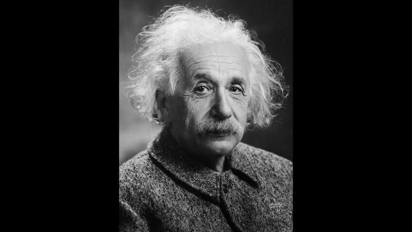 Albert Einstein Net Worth: $1 Million