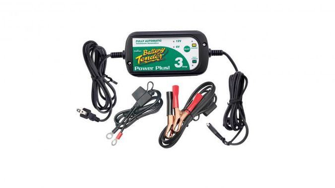Battery Tender Power Plus 3-Amp Car Charger: $39.99