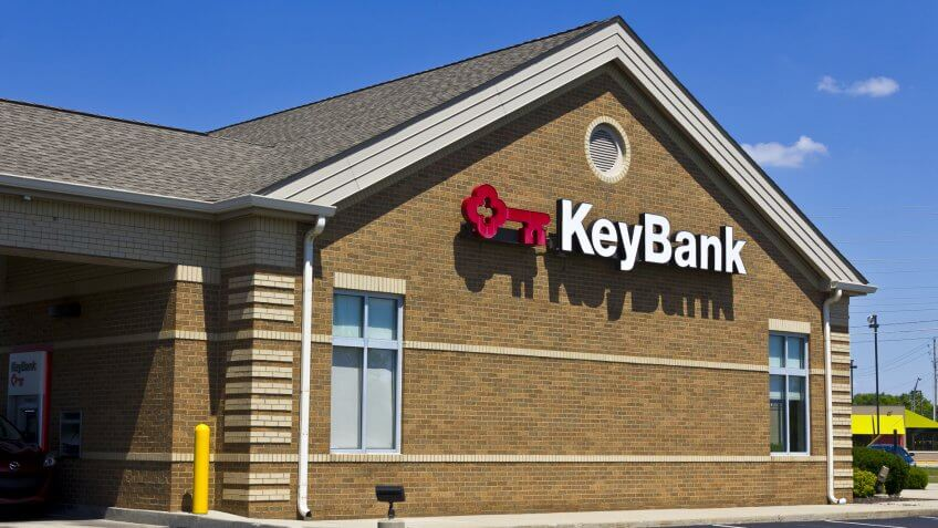 KeyBank Preferred Credit Line