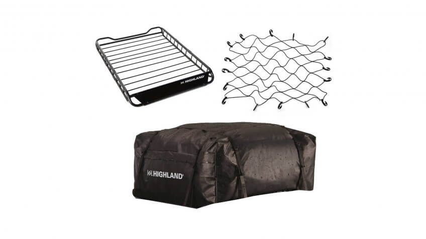 Highland Vehicle Rooftop Bundle: $159.99