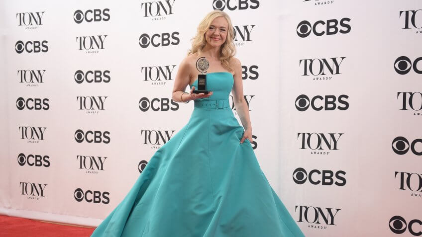 <strong>Best Performance by an Actress in a Featured Role in a Musical </strong><strong>&#8212;</strong><strong> Rachel Bay Jones Net Worth: Unknown</strong>