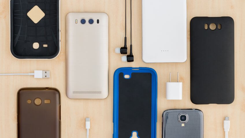 smartphones and electronic accessories are one of the worst things to buy at Walmart