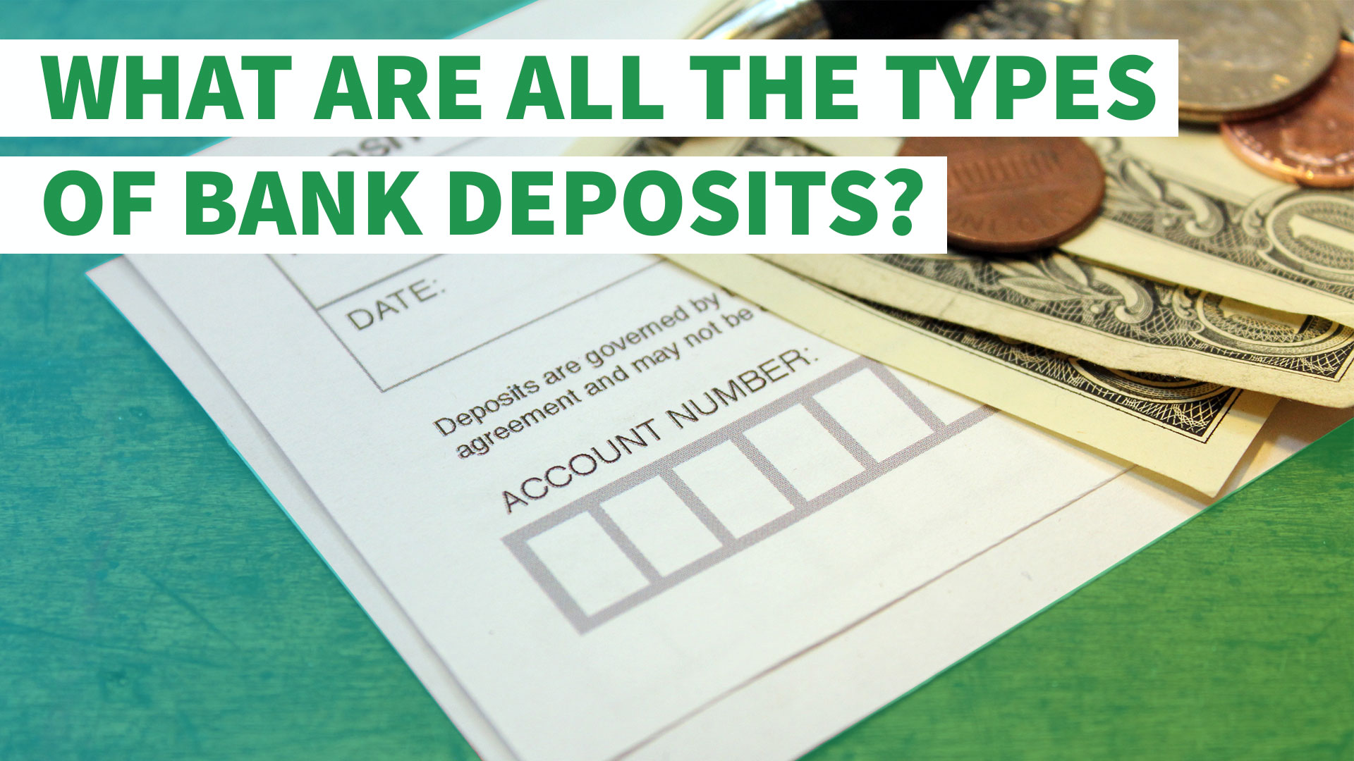 What are all the types of bank deposits gobankingrates xflitez Gallery
