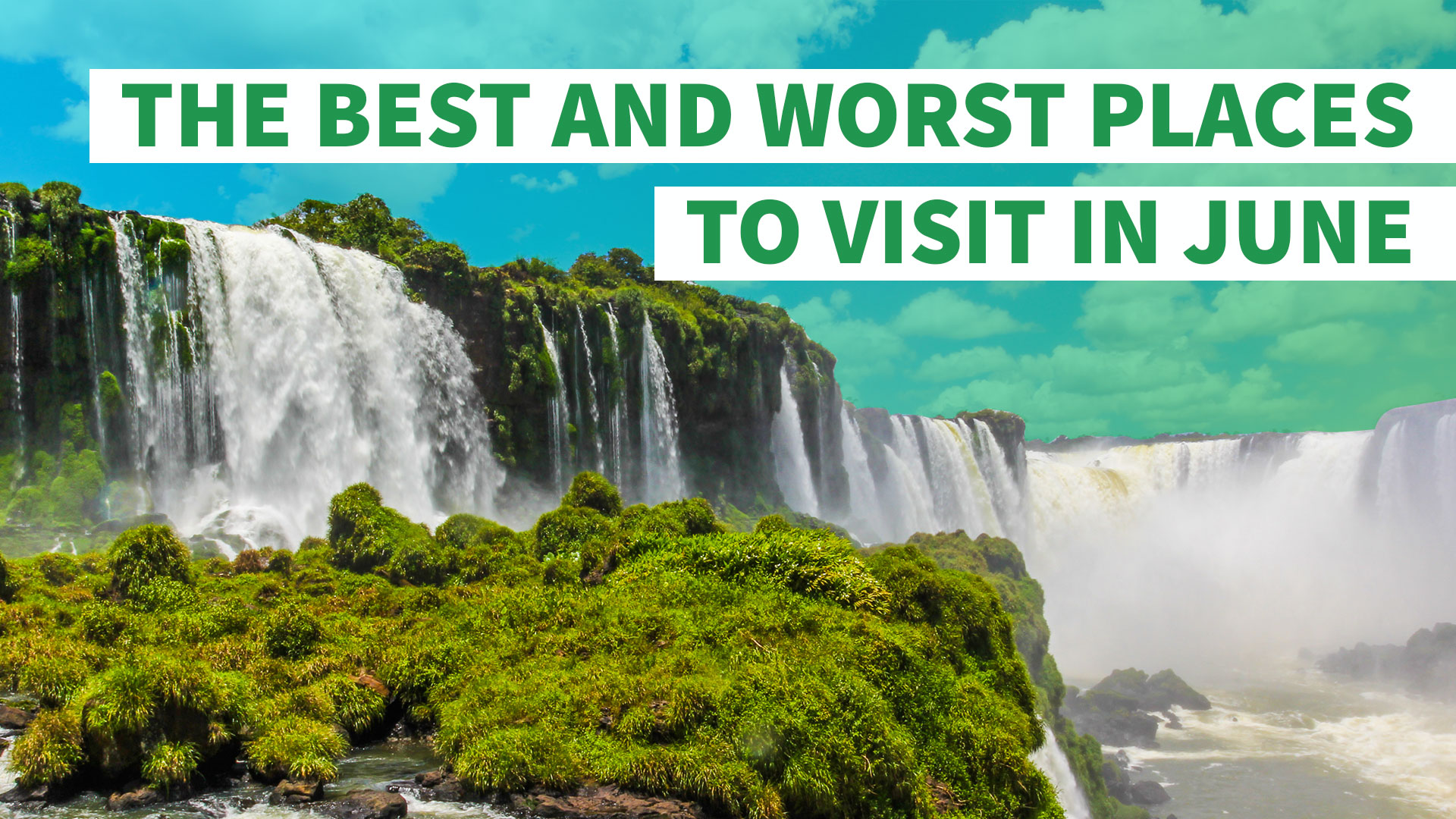 The best and worst places to visit in june gobankingrates for Best places to go to vacation