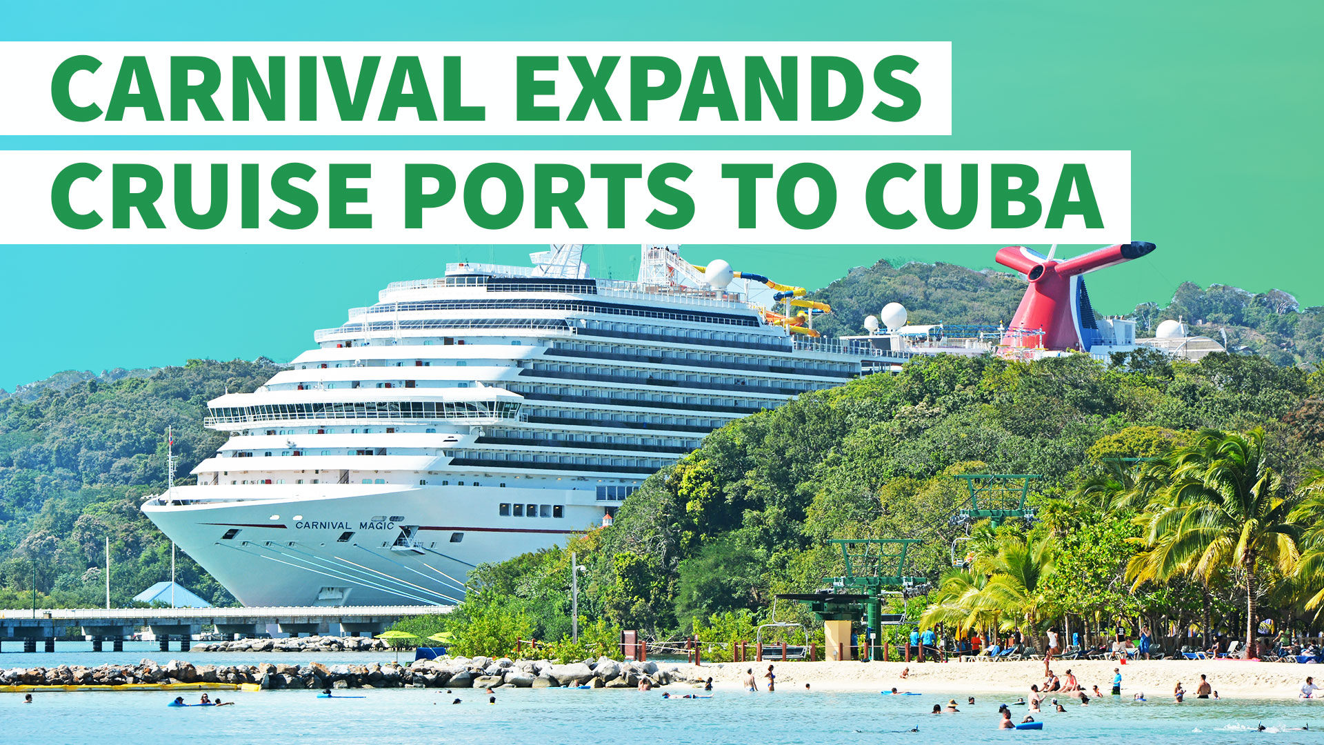 Credit Cards For Credit Score Under 600 >> Carnival Expands Cruise Ports to Cuba for Under $600 Per ...