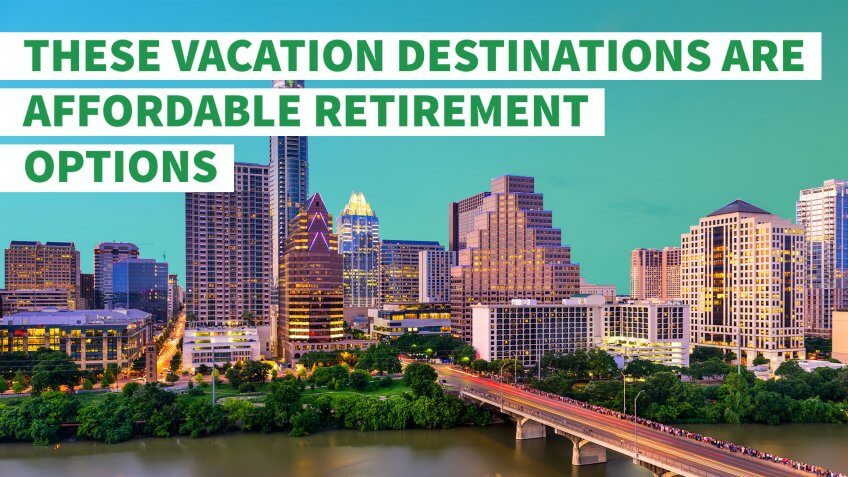 These Expensive Vacation Destinations Are Affordable Retirement Options