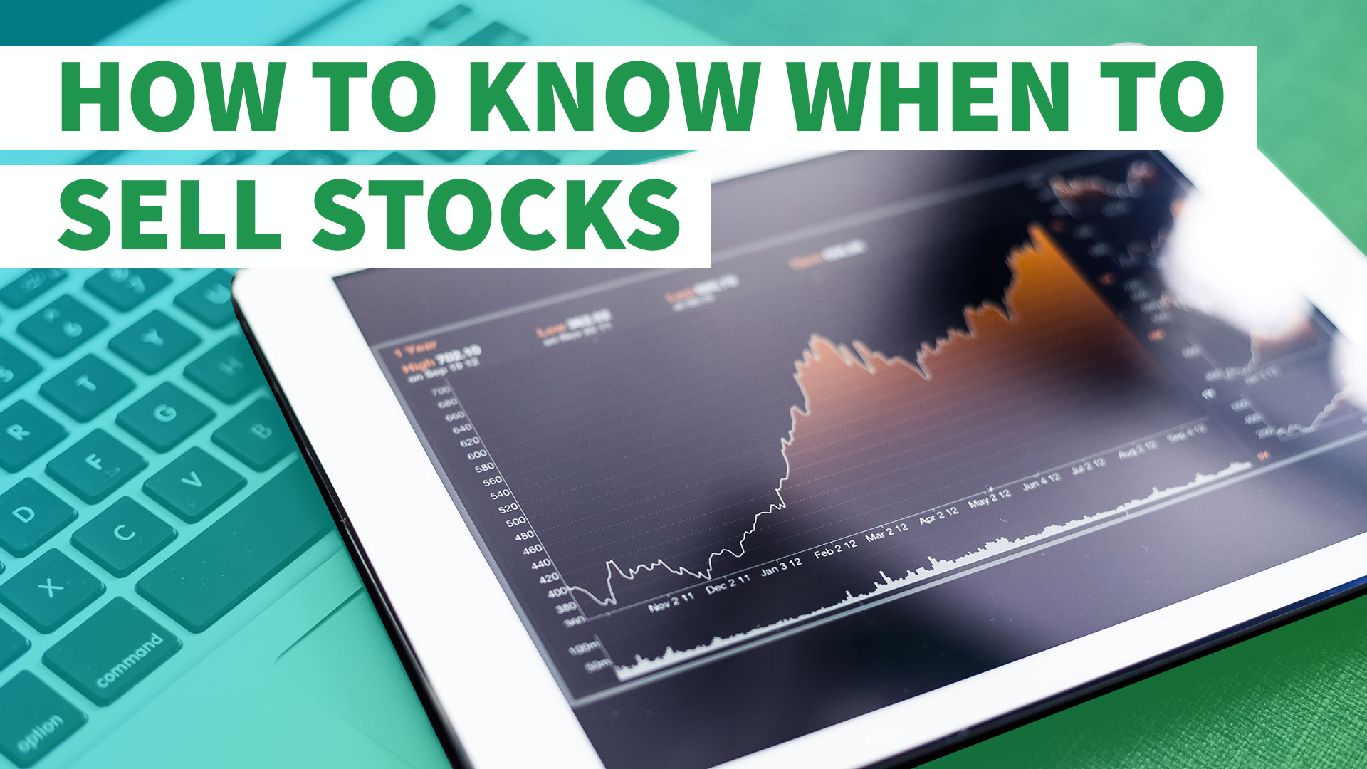 How to sell stocks 63