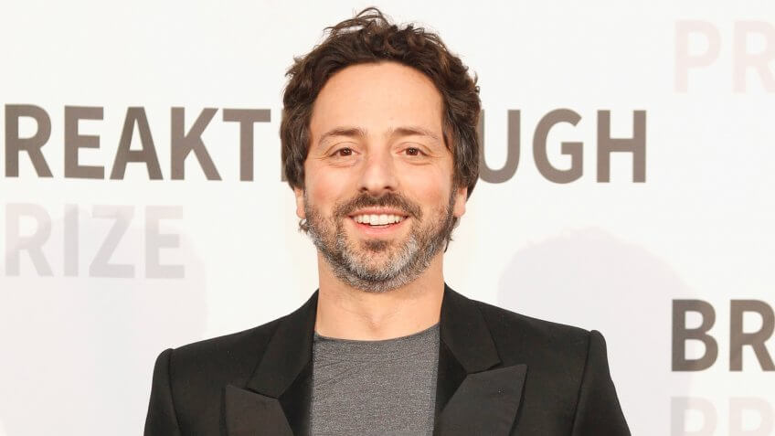 Sergey Brin Net Worth: $44.6 Billion