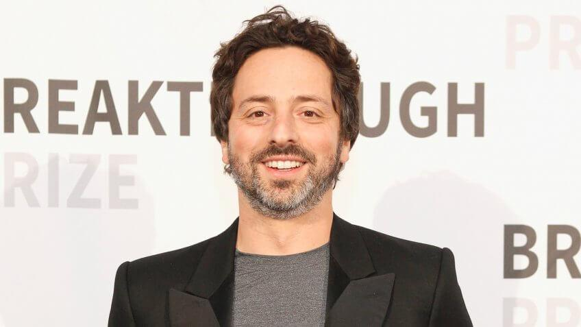 Sergey Brin Net Worth: $44.6 Billion