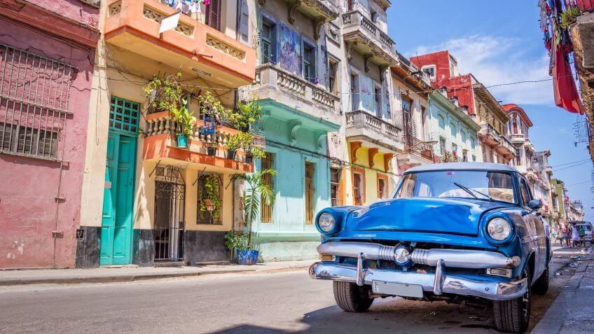 How a Cuba Cruise Works
