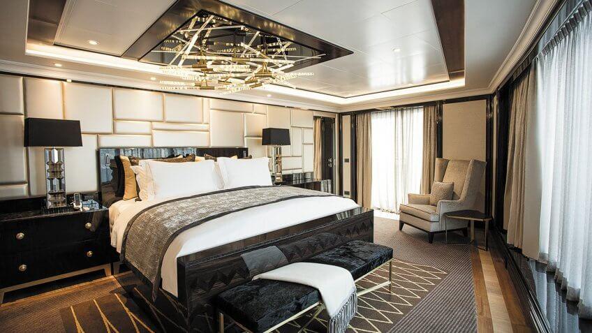 Superior Regent Suite On Regentu0027s Seven Seas Explorer