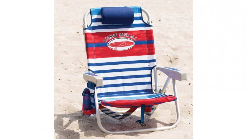 Tommy Bahama Backpack Beach Chair 39 99