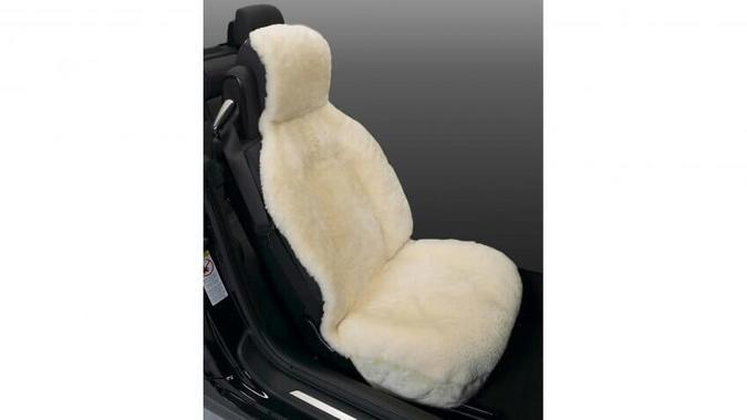 Eurow Sheepskin Seat Cover: $79.99