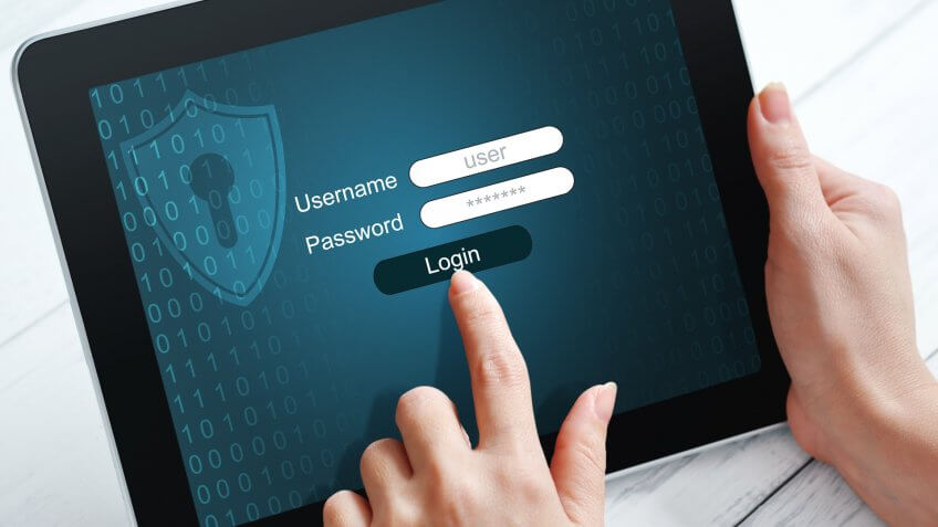 1. Username and Password Encryption