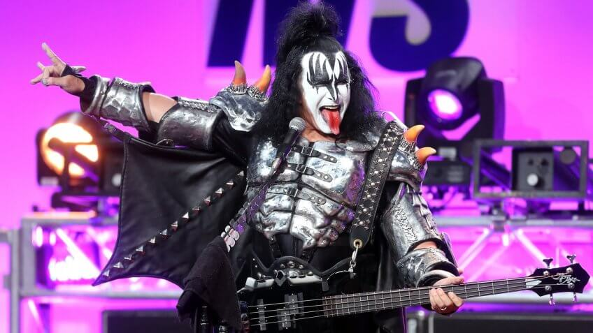 Gene Simmons Net Worth: $300 Million
