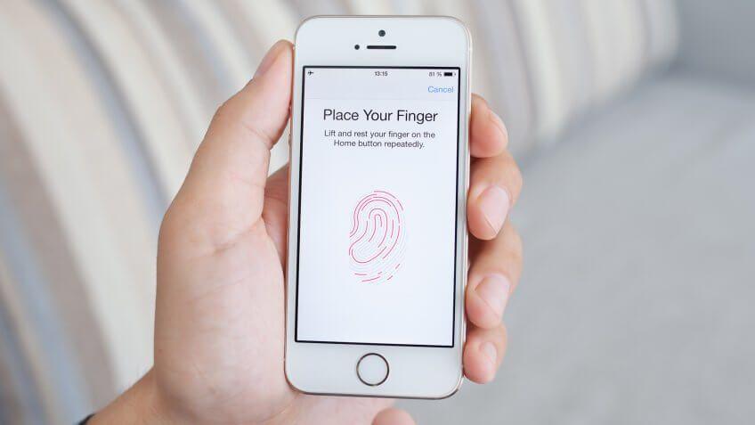 2. Fingerprint Recognition and Login Enhancements