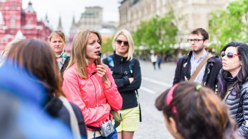 Take a Free Walking Tour