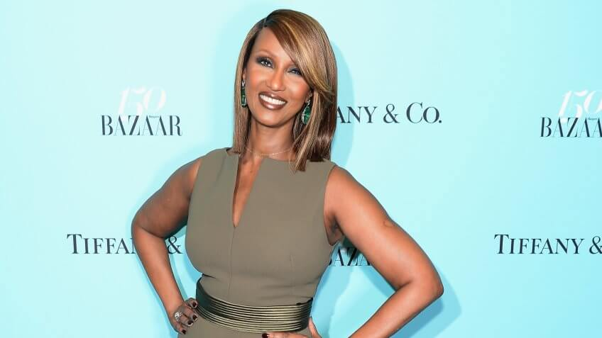 Iman Net Worth: $100 Million