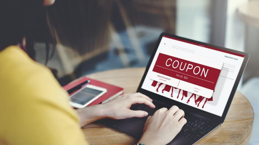 Find Coupons for Your Expenses