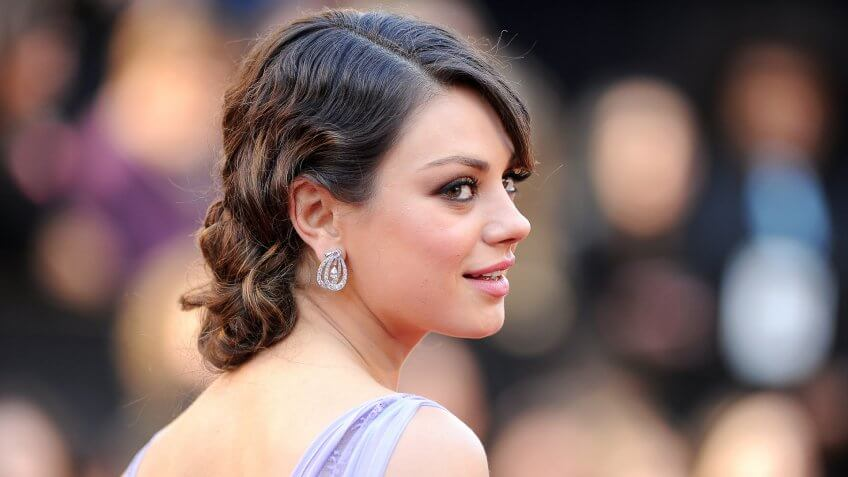 Mila Kunis Net Worth: $45 Million