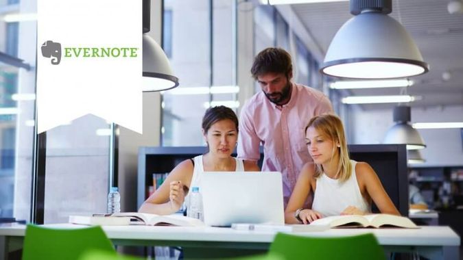 For Productivity: Evernote