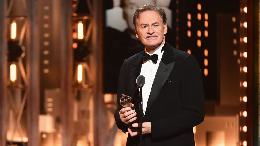 <strong>Best Performance by an Actor in a Leading Role in a Play </strong><strong>&#8212;</strong><strong> Kevin Kline Net Worth: </strong><strong>$35 Million</strong>