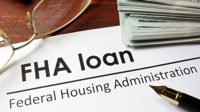 5. FHA Rates Remain Stagnant