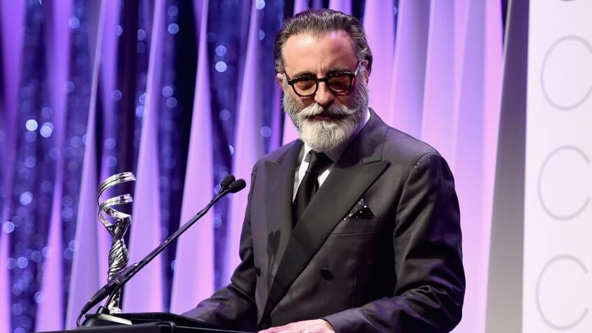Andy Garcia Net Worth: $20 Million