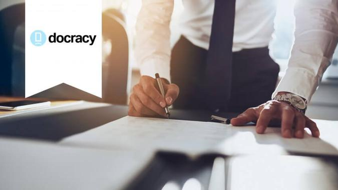 For Legal Needs: Docracy
