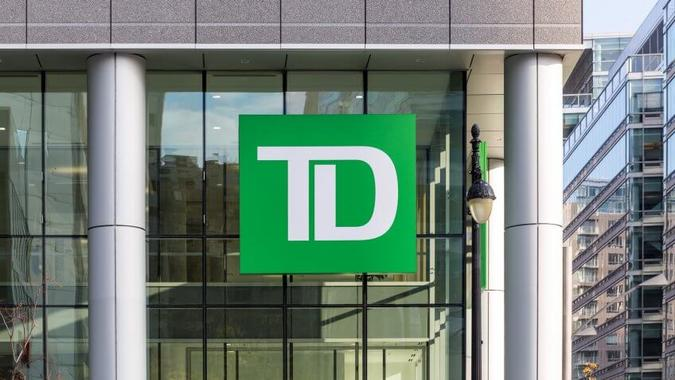 TD Bank Personal Unsecured Line of Credit
