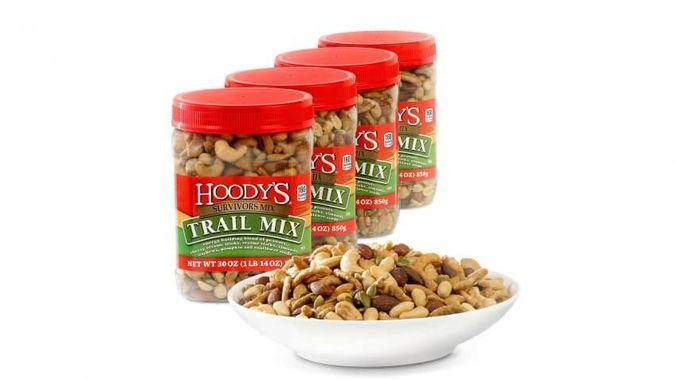 Hoody's Survivors Trail Mix (pack of four): $36.99