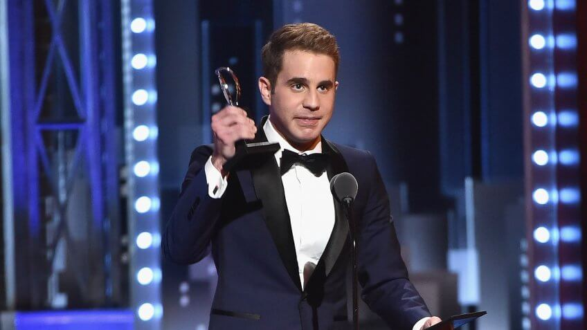 <strong>Best Performance by an Actor in a Leading Role in a Musical </strong><strong>—</strong><strong> Ben Platt Net Worth: Unknown</strong>