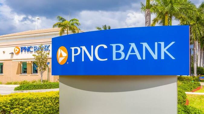 PNC Bank Personal Line of Credit