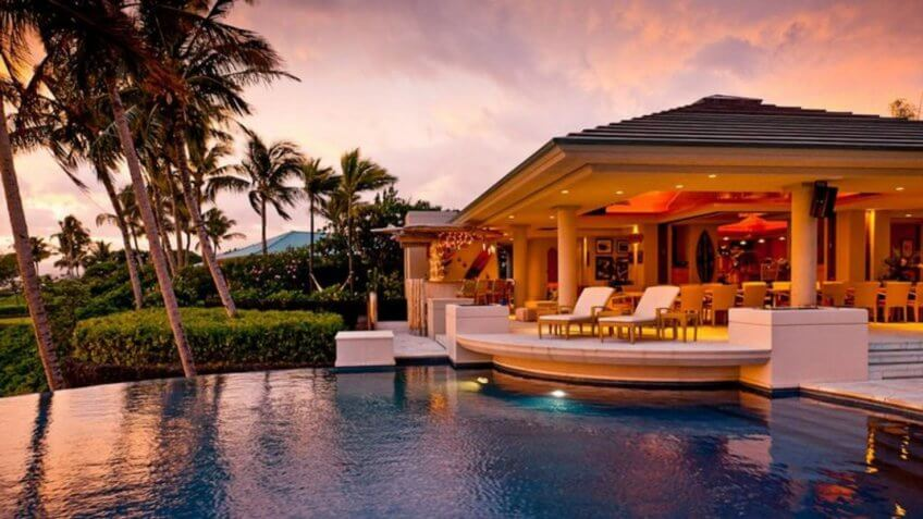 Kauhale Pilialoha Luxury Estate on Big Island, Hawaii