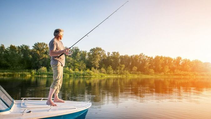 Go Fishing for Free