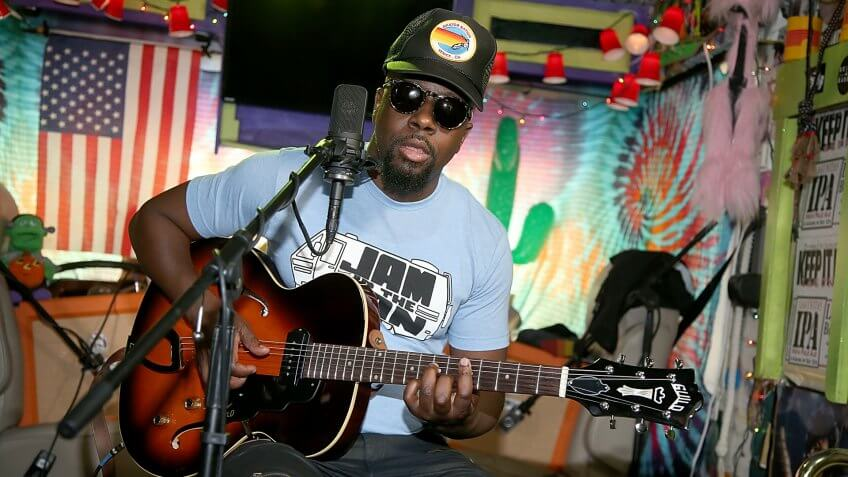 Wyclef Jean Net Worth: $10 Million