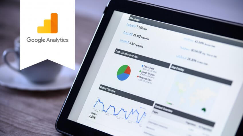For Online Performance: Google Analytics