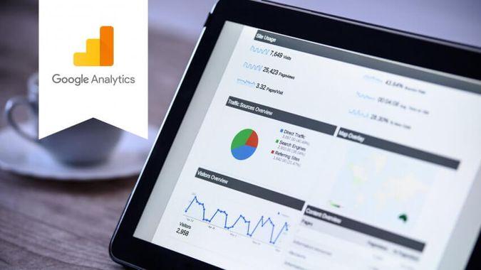 For Online Performance: Google Analytics