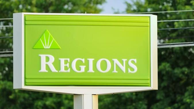 Regions Bank Credit Line