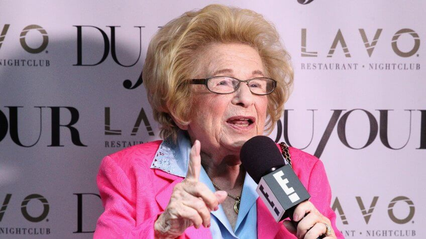 Ruth Westheimer Net Worth: $3 Million