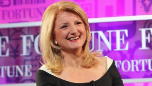 Thrive Global Founder and CEO Arianna Huffington's Net Worth