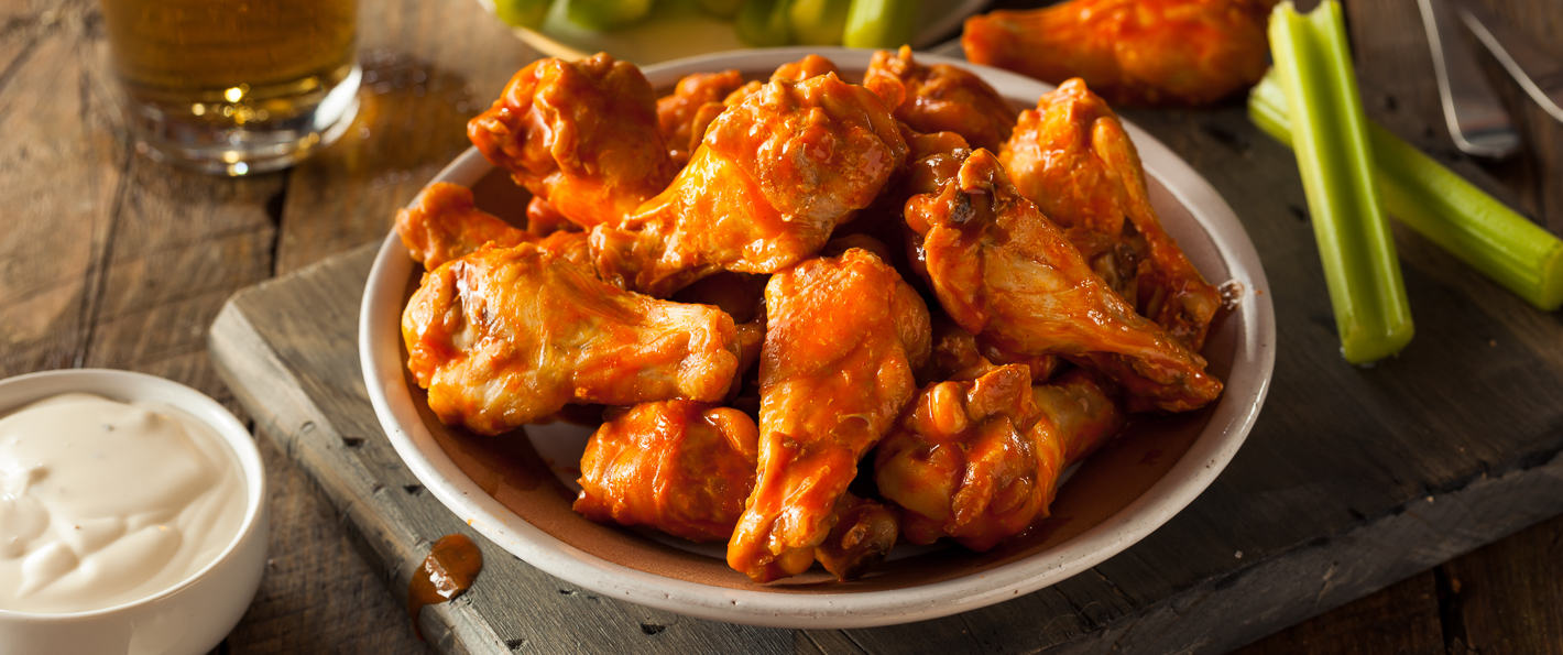 Here\u0027s Where to Get Your Wing Fix on National Chicken Wing Day ...