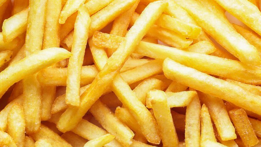 How to Score Free Fries on National French Fry Day