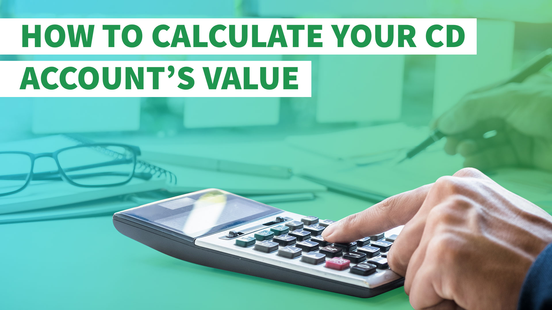 How To Calculate Your Cd Accounts Value Gobankingrates