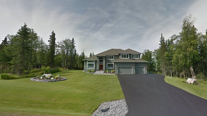 Alaska house