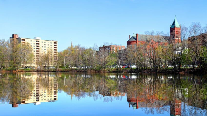 Medford is a city in Middlesex County, Massachusetts, in the United States, on the Mystic River, 3.
