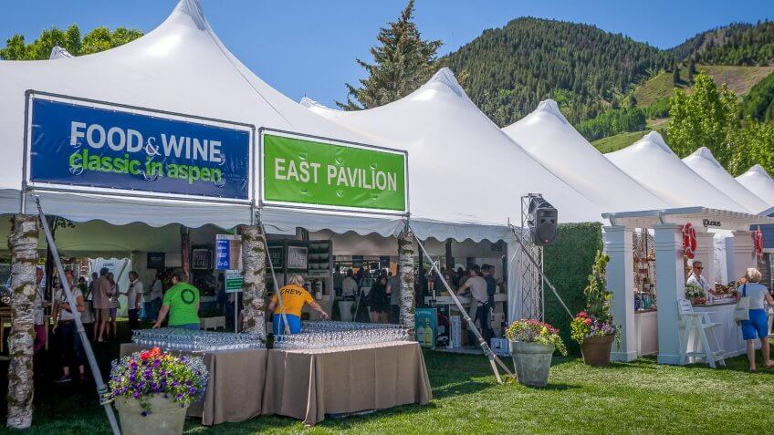 Food And Wine Festival Aspen Ticket Prices