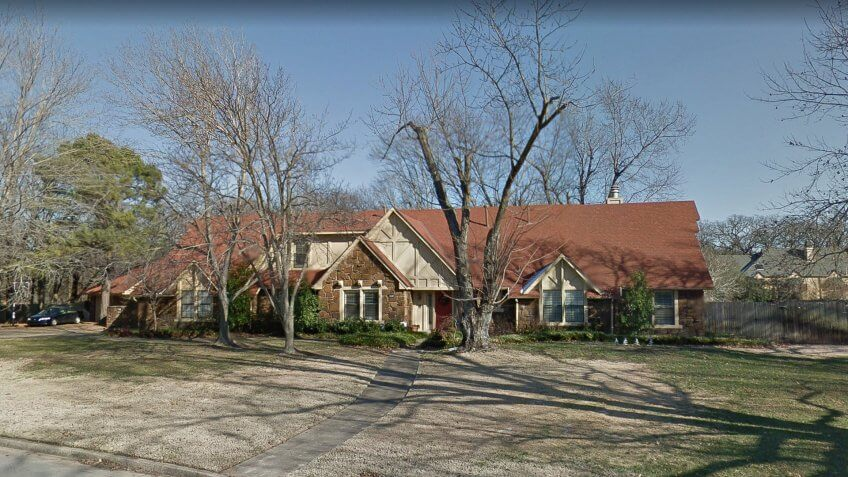 Oklahoma house